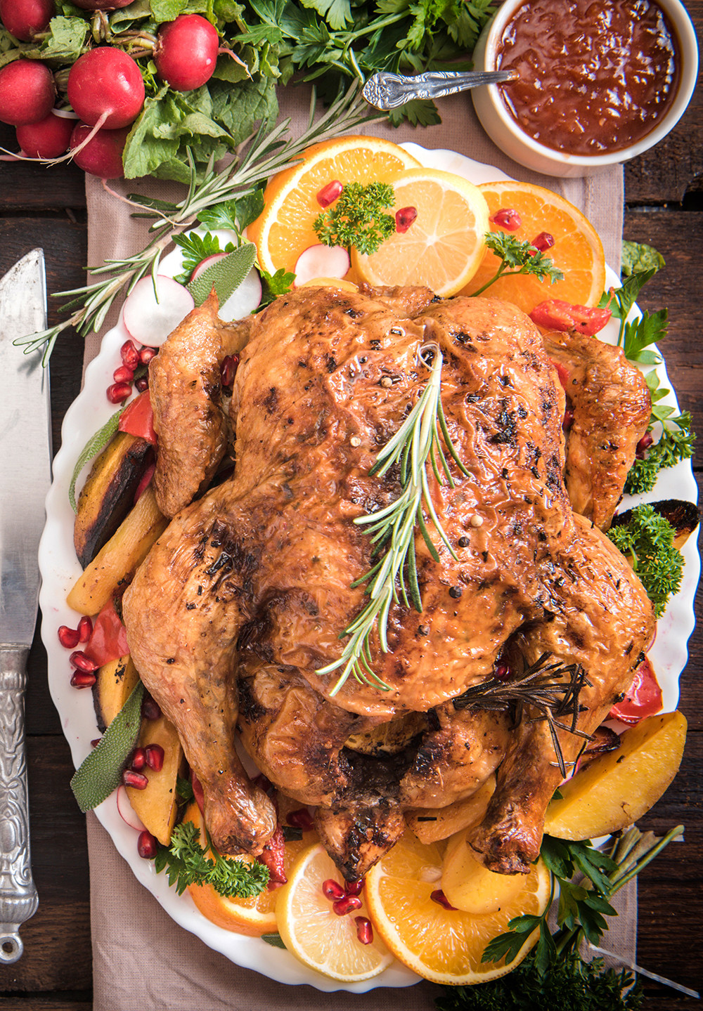 Thanksgiving Dinner Ideas Without Turkey  Full Turkey Dinner 12 – 16 People – Max to Go
