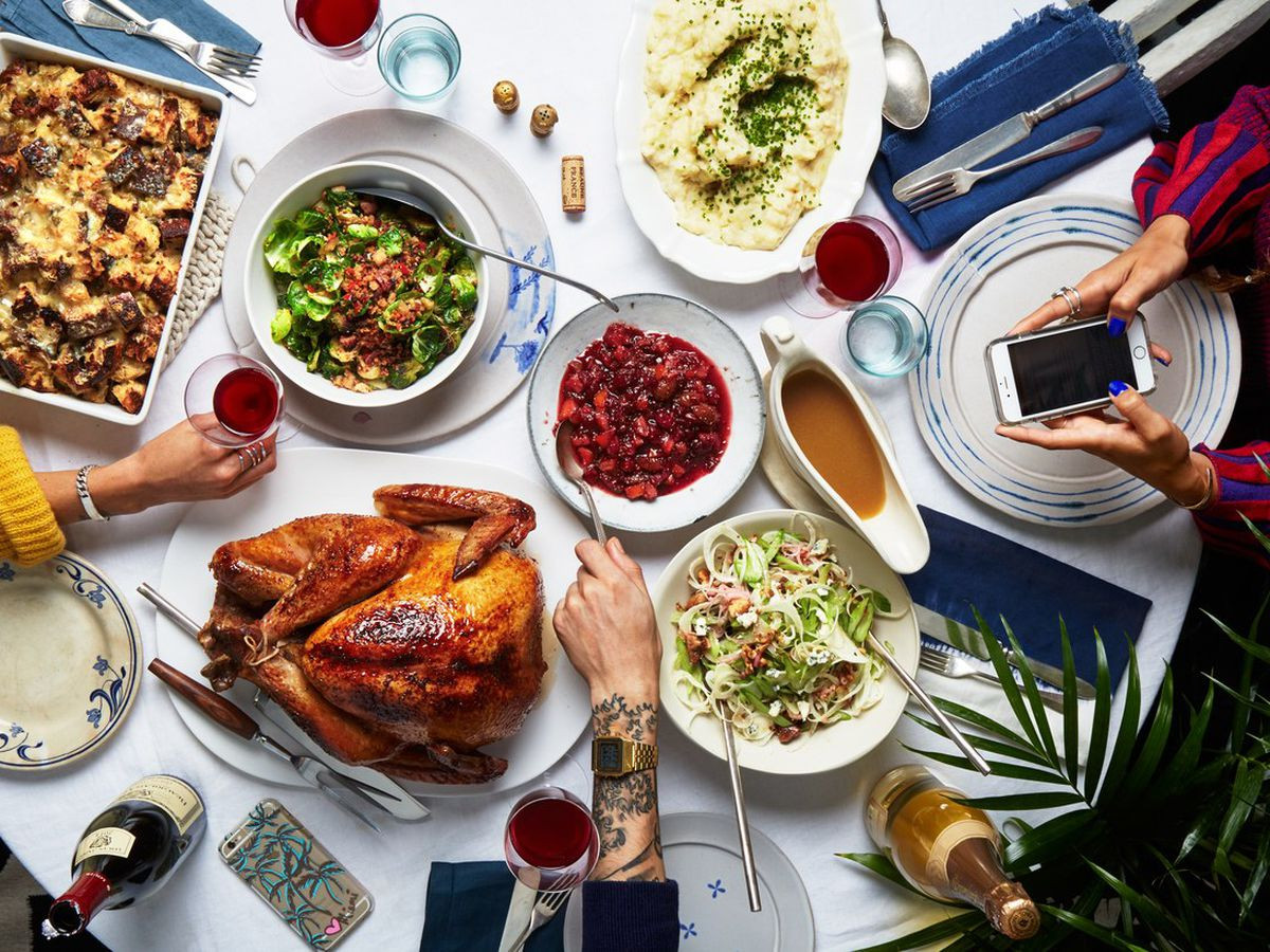 Thanksgiving Dinner In A Can  Where to Eat on Thanksgiving in Miami Eater Miami