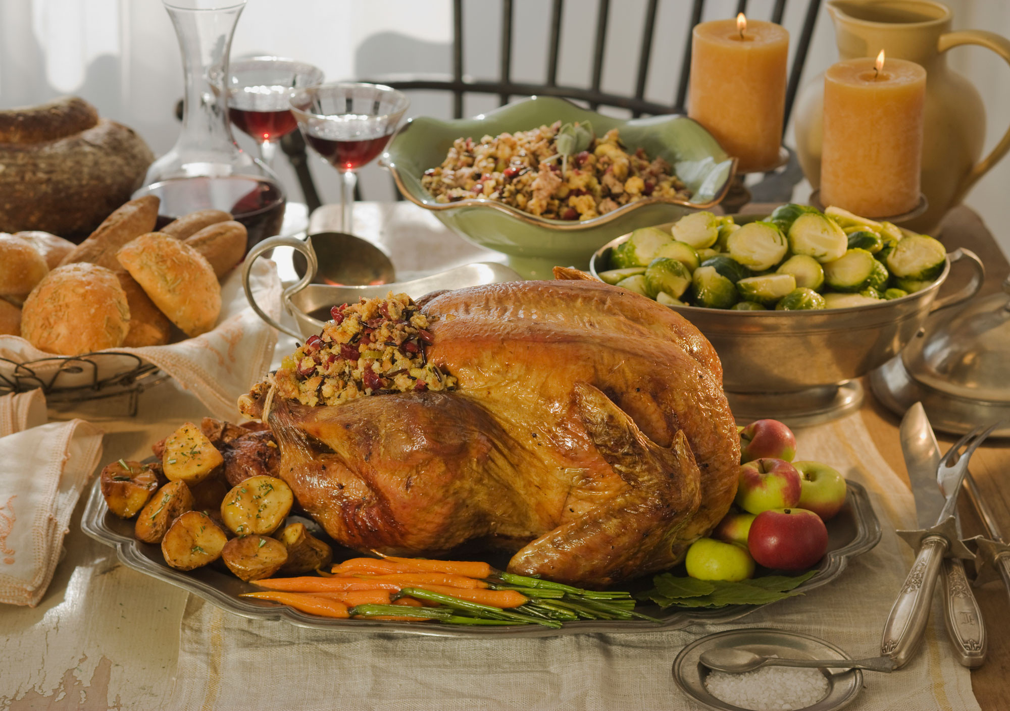 Thanksgiving Dinner In A Can  October 2015 Breakfast Television Toronto