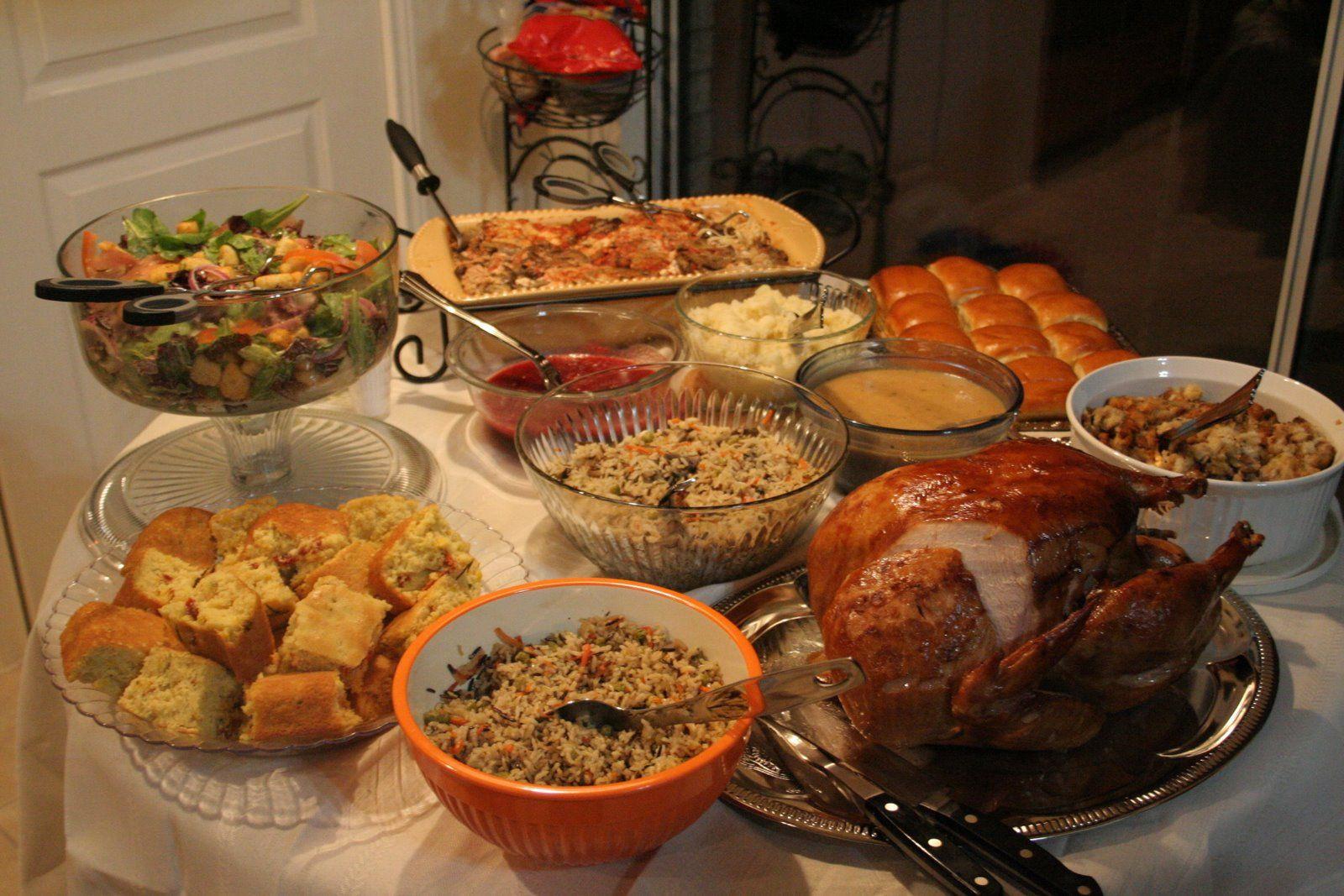 Thanksgiving Dinner In A Can  Thanksgiving diner Thanksgiving Pinterest
