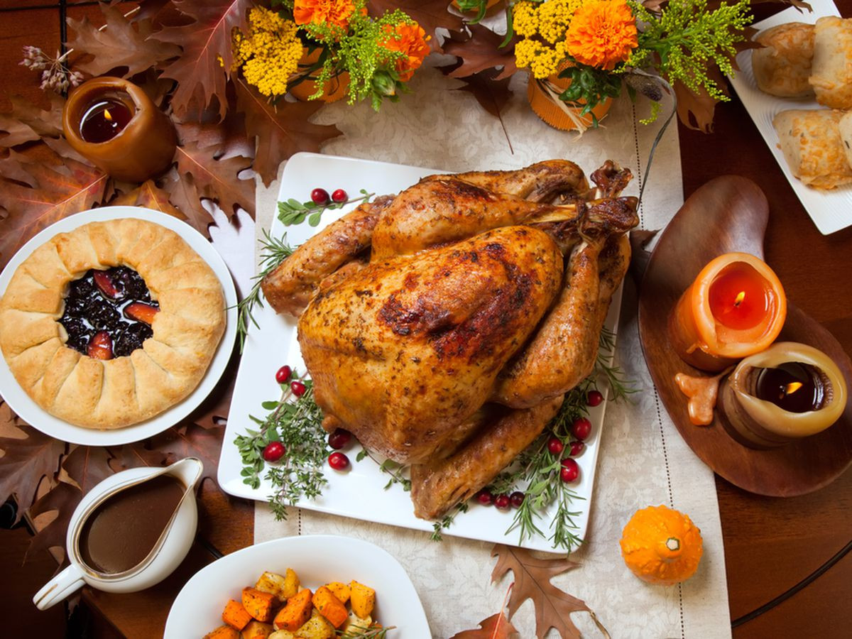 Thanksgiving Dinner In A Can  Austin s Best Thanksgiving Day Dining Options Eater Austin