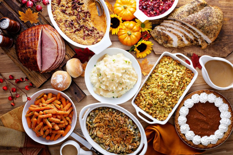 Thanksgiving Dinner In Las Vegas 2019  The True Meaning of Thanksgiving in the Restored Church of