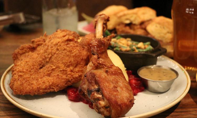 Thanksgiving Dinner In Las Vegas 2019  yardbird thanksgiving menu miami