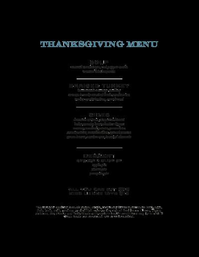 Thanksgiving Dinner In Las Vegas 2019  Thanksgiving Dinner 2017 HEXX kitchen