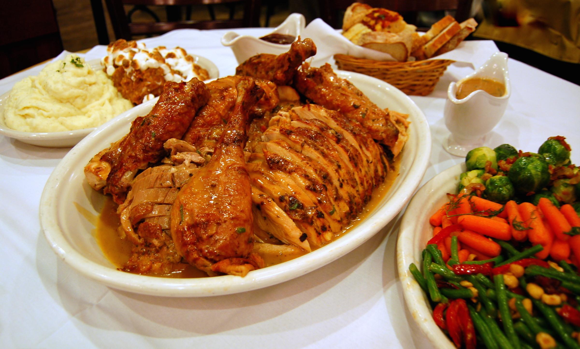 Thanksgiving Dinner Las Vegas  Enjoy Thanksgiving dinner in Vegas – Las Vegas Blogs