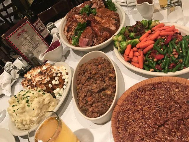 Thanksgiving Dinner Las Vegas  Stuff Yourself This Thanksgiving in Las Vegas