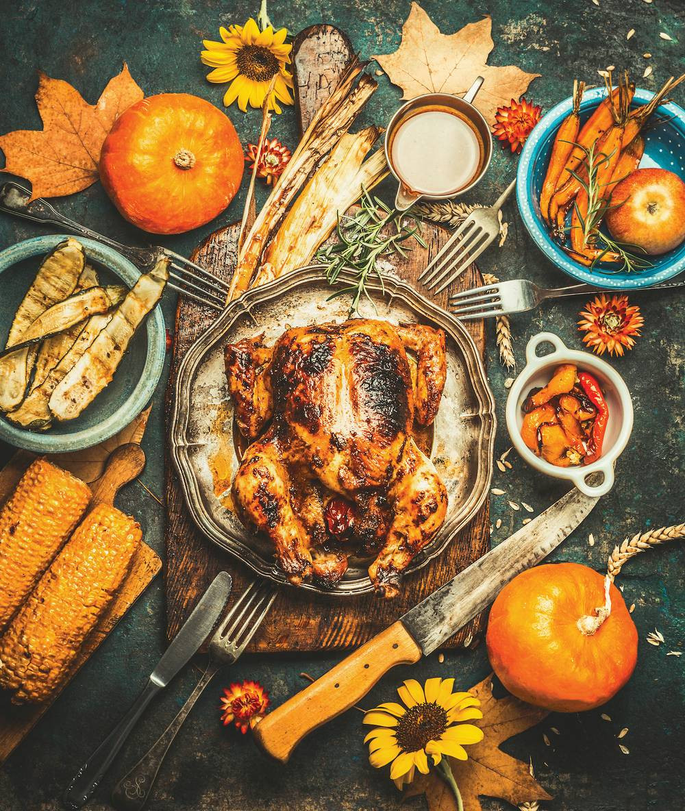 Thanksgiving Dinner Las Vegas  Dining Guide Where to eat on Thanksgiving 2016 Las