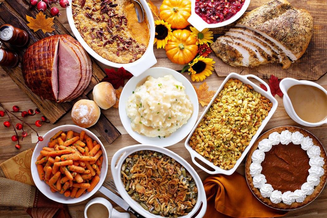Thanksgiving Dinner Las Vegas  Celebrate Thanksgiving at Las Vegas restaurants