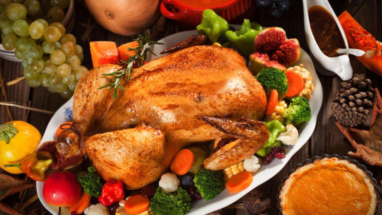 Thanksgiving Dinner Las Vegas  2017 Las Vegas Thanksgiving dining specials