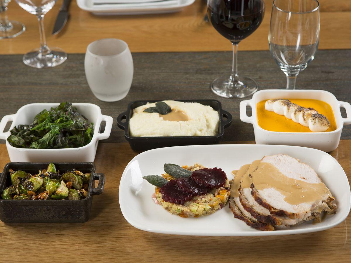 Thanksgiving Dinner Las Vegas  Where To Dine for Thanksgiving in Las Vegas Eater Vegas