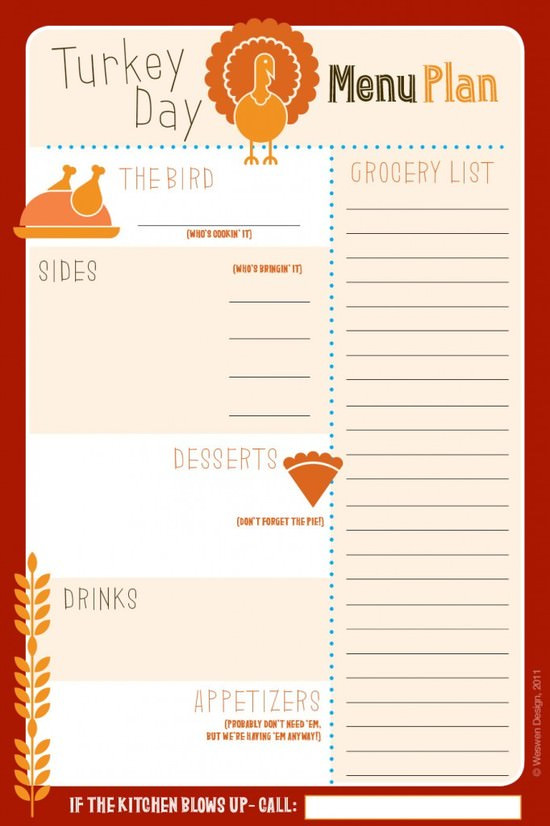 Thanksgiving Dinner List  153 Best Thanksgiving Day Recipes Crafts Kids Activities