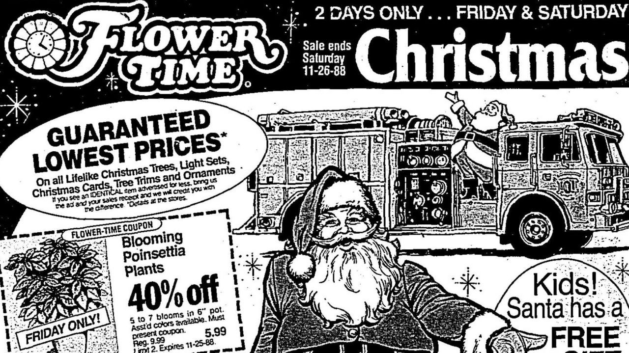 Thanksgiving Dinner Long Island 2019  Long Island Black Friday advertisements through the years