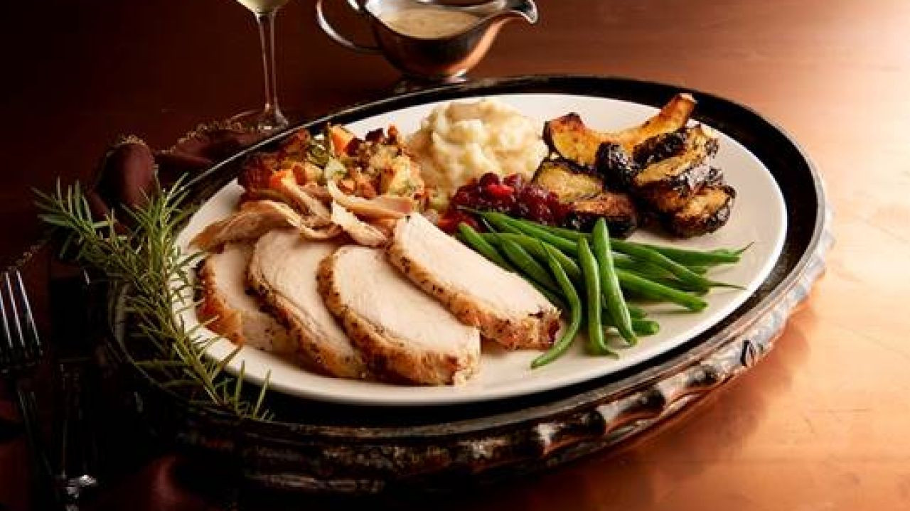 Thanksgiving Dinner Nyc  NYC restaurants serving Thanksgiving dinner