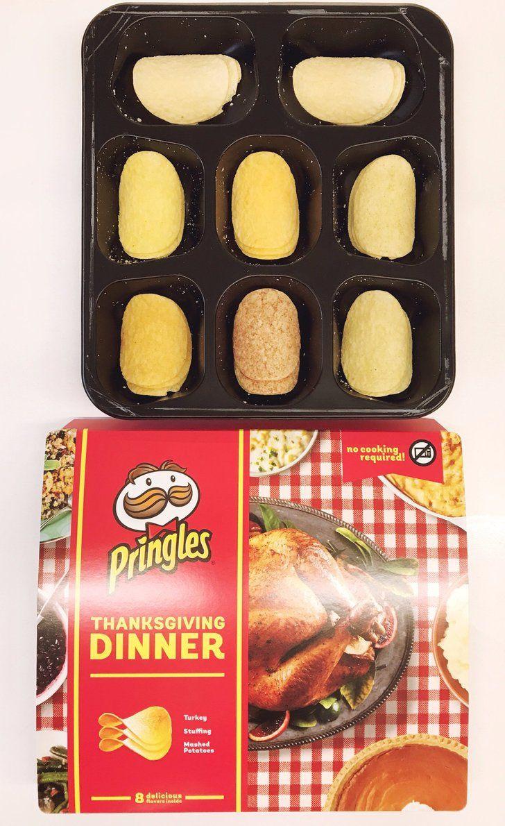 Thanksgiving Dinner Pringles  725 best Thanksgiving images on Pinterest