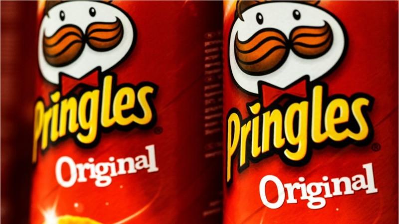 Thanksgiving Dinner Pringles  Pringles Thanksgiving Dinner chips available for a
