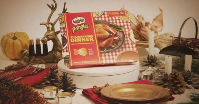 Thanksgiving Dinner Pringles  Pringles Tests New Thanksgiving Dinner Variety Pack