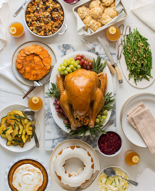 Thanksgiving Dinner Recipes  How to Eat Healthy on Thanksgiving