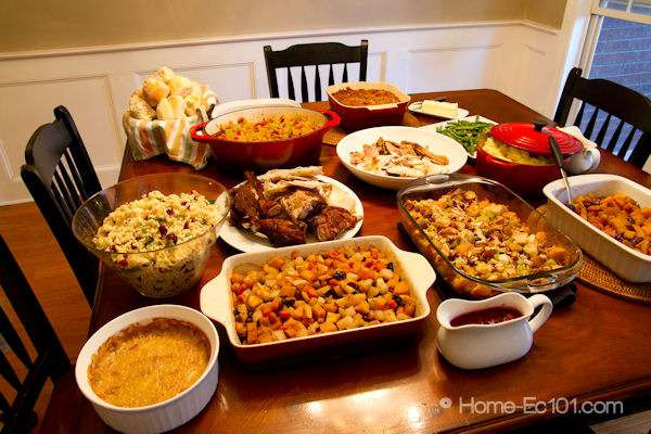 Thanksgiving Dinner Recipes  Happy Thanksgiving Dinner Ideas & Recipes Techicy
