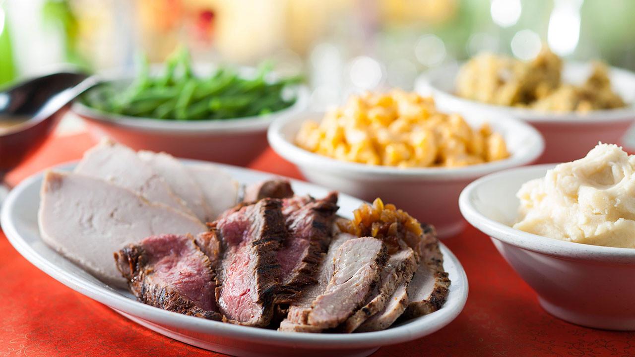 Thanksgiving Dinner Restaurant 2019  Where to Find Disneyland Thanksgiving Dinner