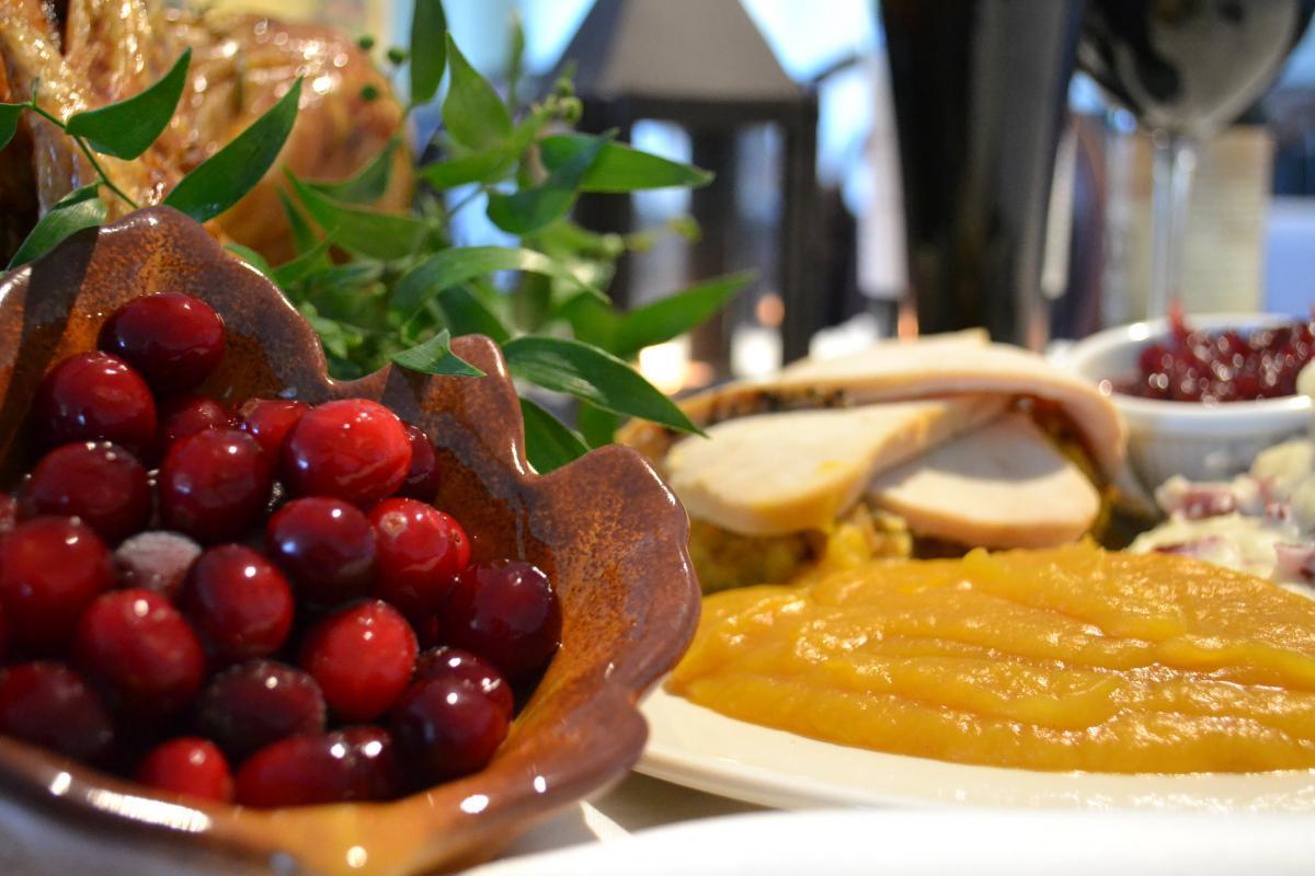 Thanksgiving Dinner Restaurant 2019  Thanksgiving Dining