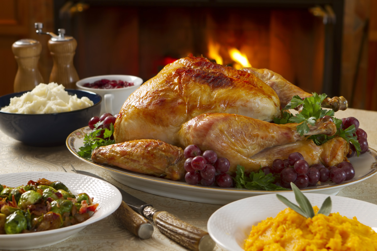Thanksgiving Dinner Restaurant 2019  Thanksgiving 2018 HISTORY