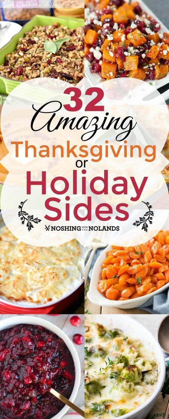 Thanksgiving Dinner Restaurant 2019  32 AMAZING THANKSGIVING HOLIDAY SIDES