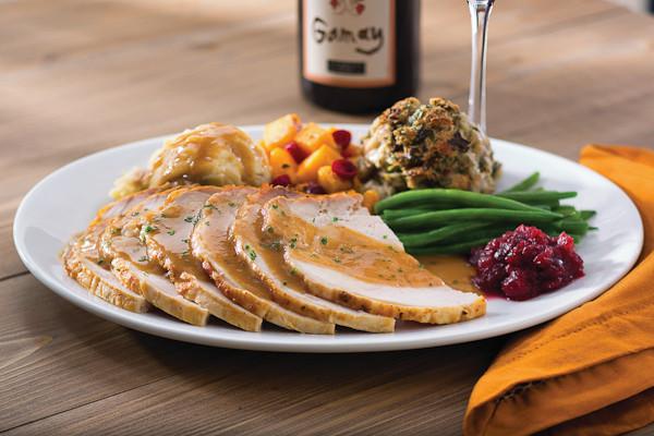 Thanksgiving Dinner Restaurant  Seasons 52 Autumn Menu and Thanksgiving Dinner