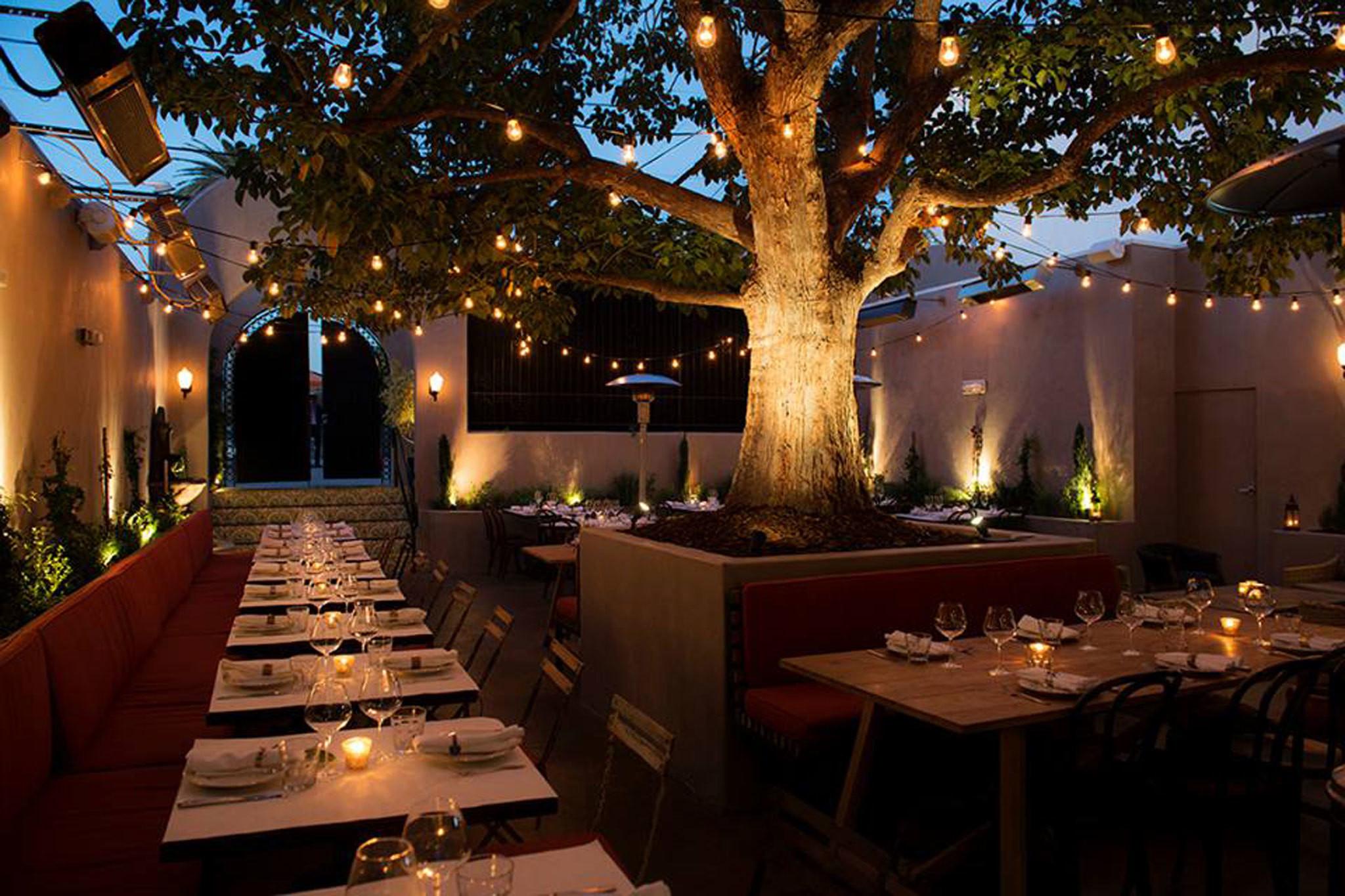 Thanksgiving Dinner Restaurant  Best restaurants for Thanksgiving dinner in Los Angeles