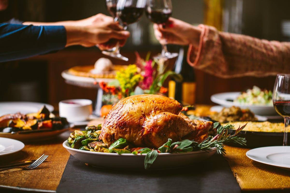 Thanksgiving Dinner Restaurant  Chicago Restaurants to Order Thanksgiving Dinner From