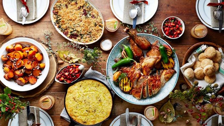 Thanksgiving Dinner Restaurant  Thanksgiving Food 2016 Top 5 Best Dinner Side Dishes