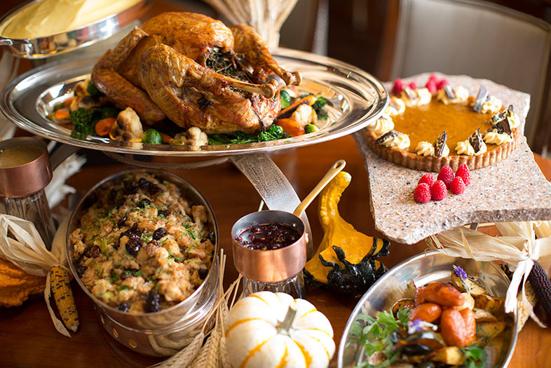 Thanksgiving Dinner San Diego  San Diego Thanksgiving Guide 2015 Cityfiles Fall 2015
