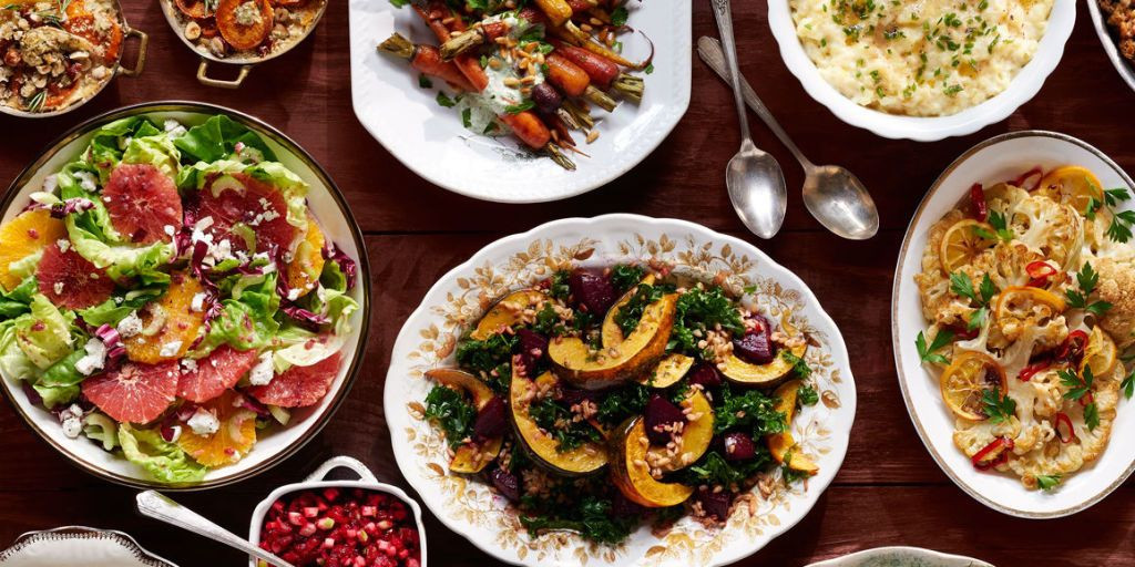 Thanksgiving Dinner Side Dishes Recipes  100 Easy Thanksgiving Side Dishes Best Recipes for