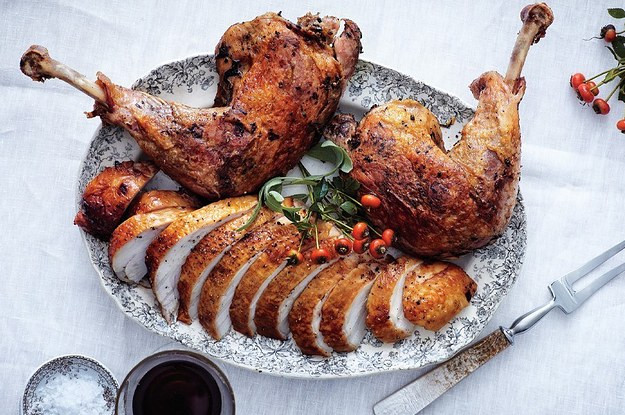 Thanksgiving Dinner Without Turkey  17 Ways To Make Thanksgiving Dinner Without Roasting A