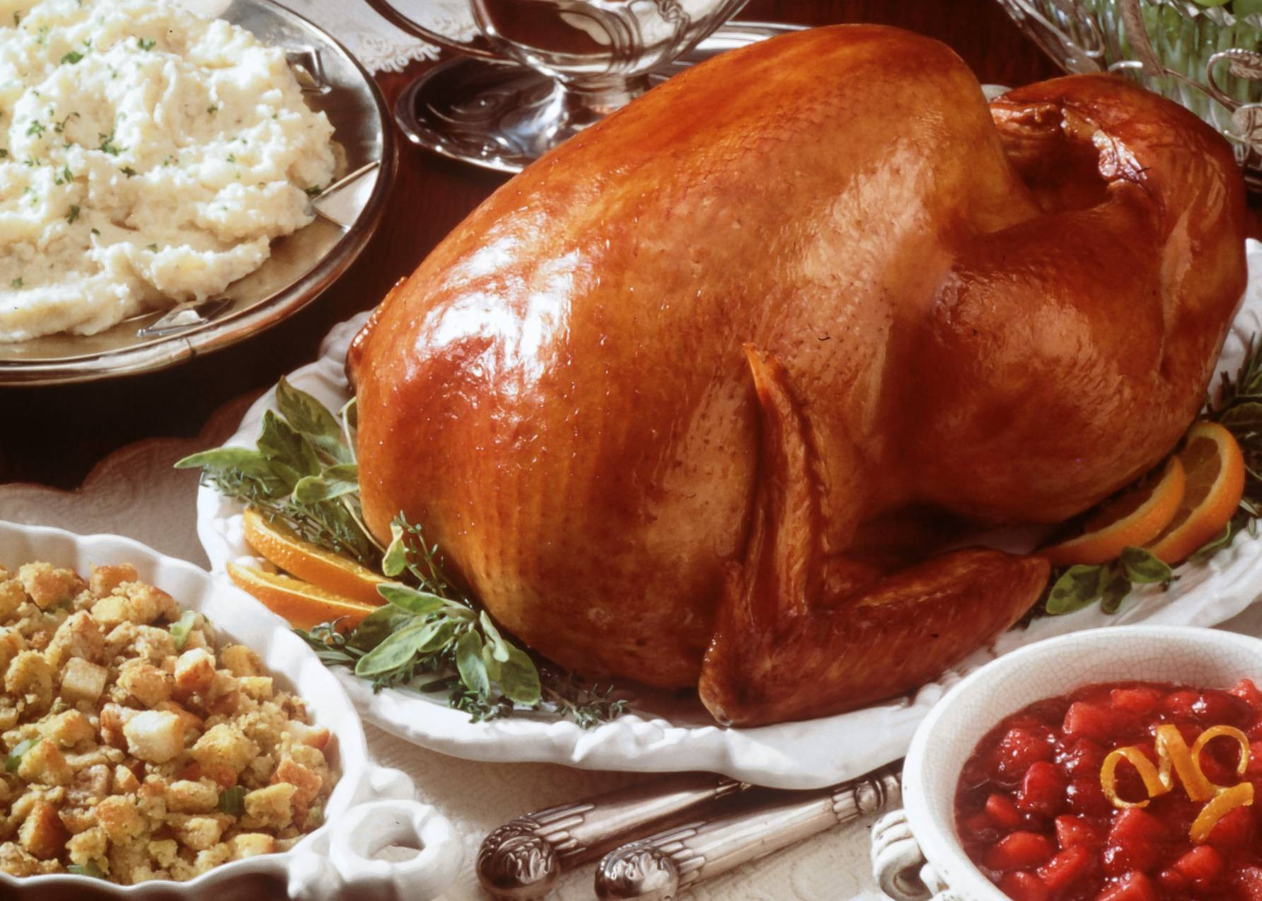 Thanksgiving Dinner Without Turkey  Indulge in the Best of the Holiday Season Without