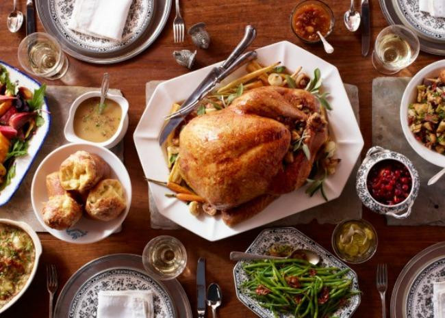 Thanksgiving Dinners 2019  The Right Wine to Pair with Every Thanksgiving Course
