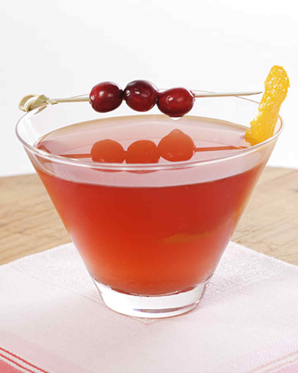 Thanksgiving Drinks Alcoholic  Thanksgiving Cocktail and Drink Recipes