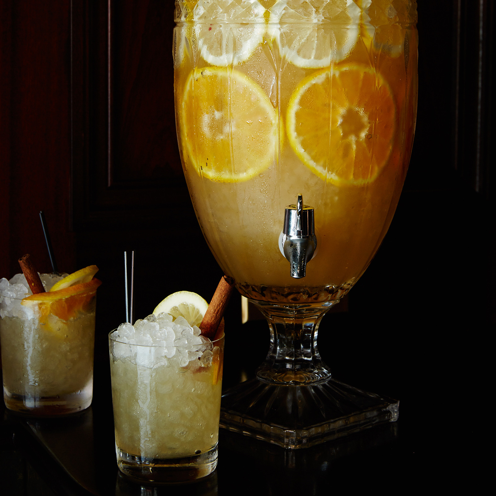 Thanksgiving Drinks For A Crowd  Anjou Punch Recipe Leo Robitschek