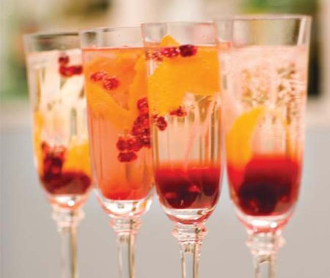 Thanksgiving Drinks Non Alcoholic  10 Lovely Thanksgiving Drinks B Lovely Events