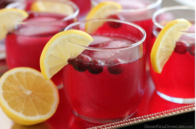 Thanksgiving Drinks Non Alcoholic  Thanksgiving mocktail recipes — 6 nonalcoholic holiday