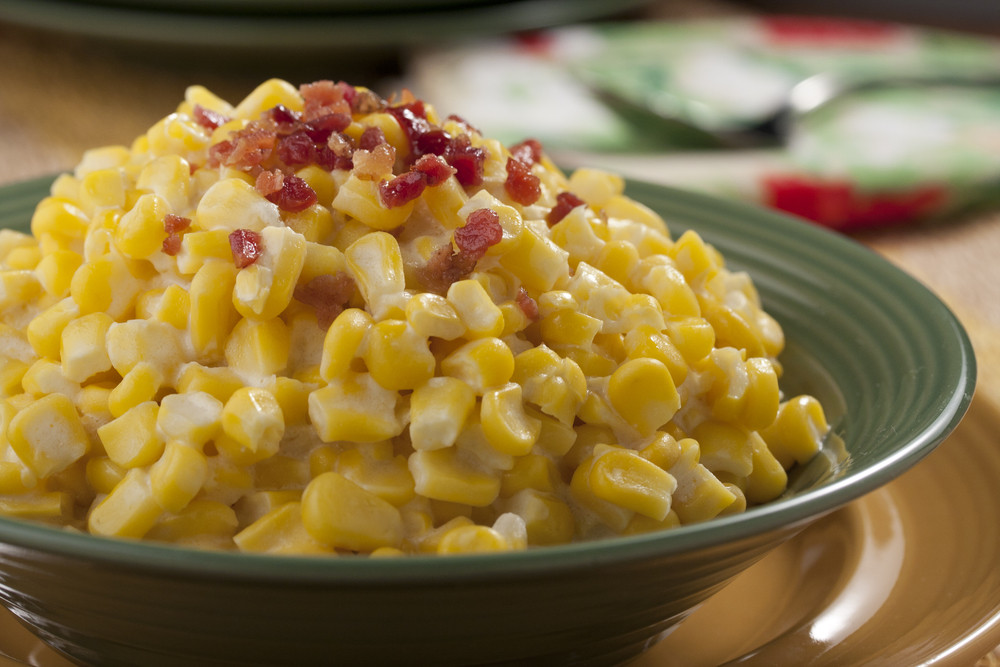 Thanksgiving Easy Side Dishes  Creamy Corn for a Crowd