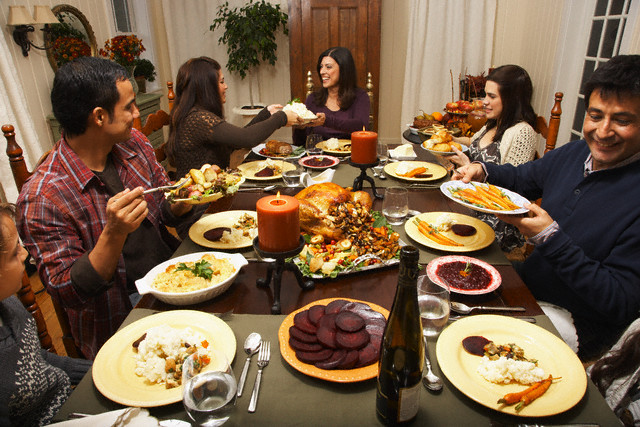 Thanksgiving Family Dinner  Message from the Co Chairmen Infrastructure Investment a