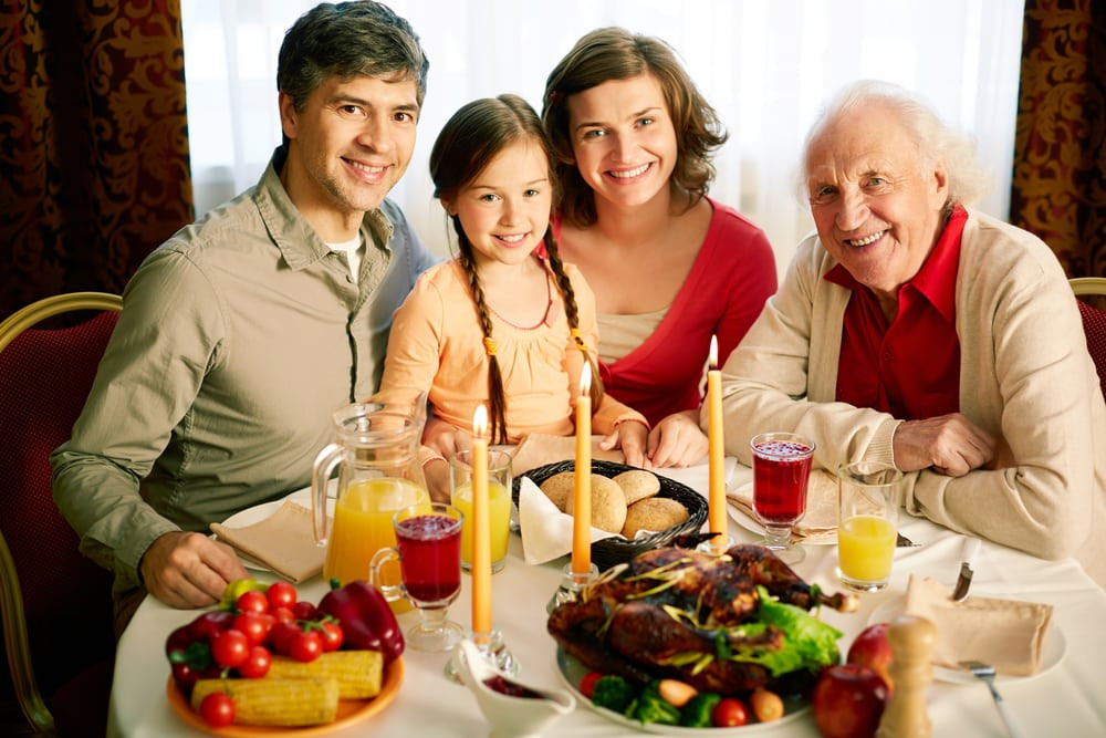 Thanksgiving Family Dinner  Where to Find the Best Thanksgiving Dinner in the Smoky
