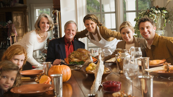Thanksgiving Family Dinner  People Who Love Thanksgiving Do These 8 Things Do You