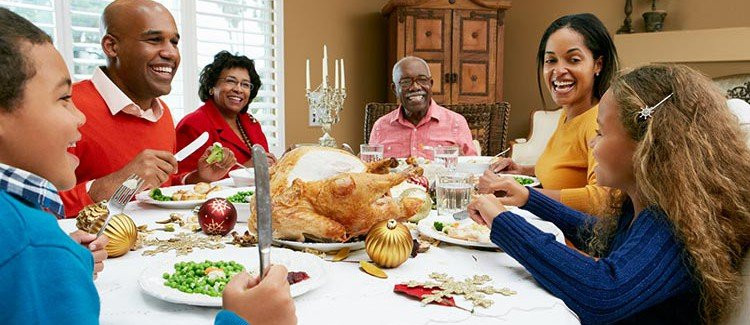 """Thanksgiving Family Dinner  """"Can t we all just along """" Three moms on surviving"""