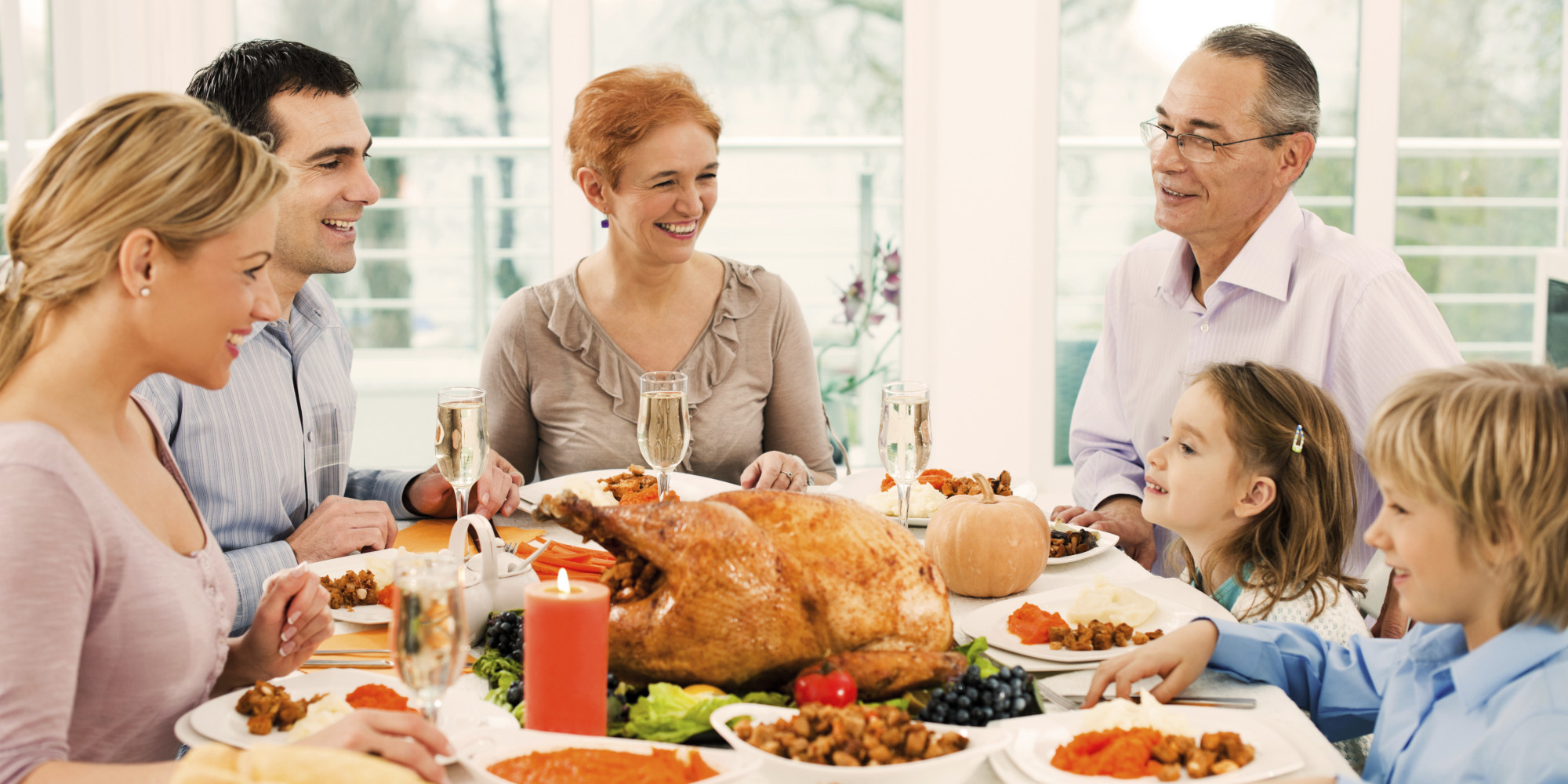 Thanksgiving Family Dinner  Should You Bring a Date to Thanksgiving Dinner