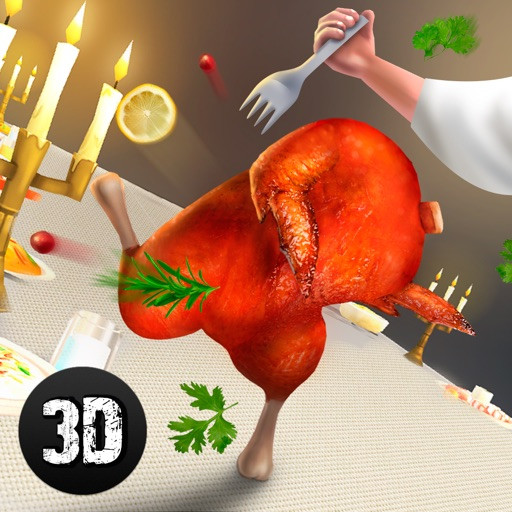 Thanksgiving Games Turkey Run  Turkey Run Thanksgiving Dash 3D Full by Tayga Games OOO