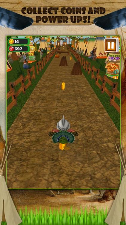 Thanksgiving Games Turkey Run  3D Turkey Run Thanksgiving Runner Game PRO by uTappz