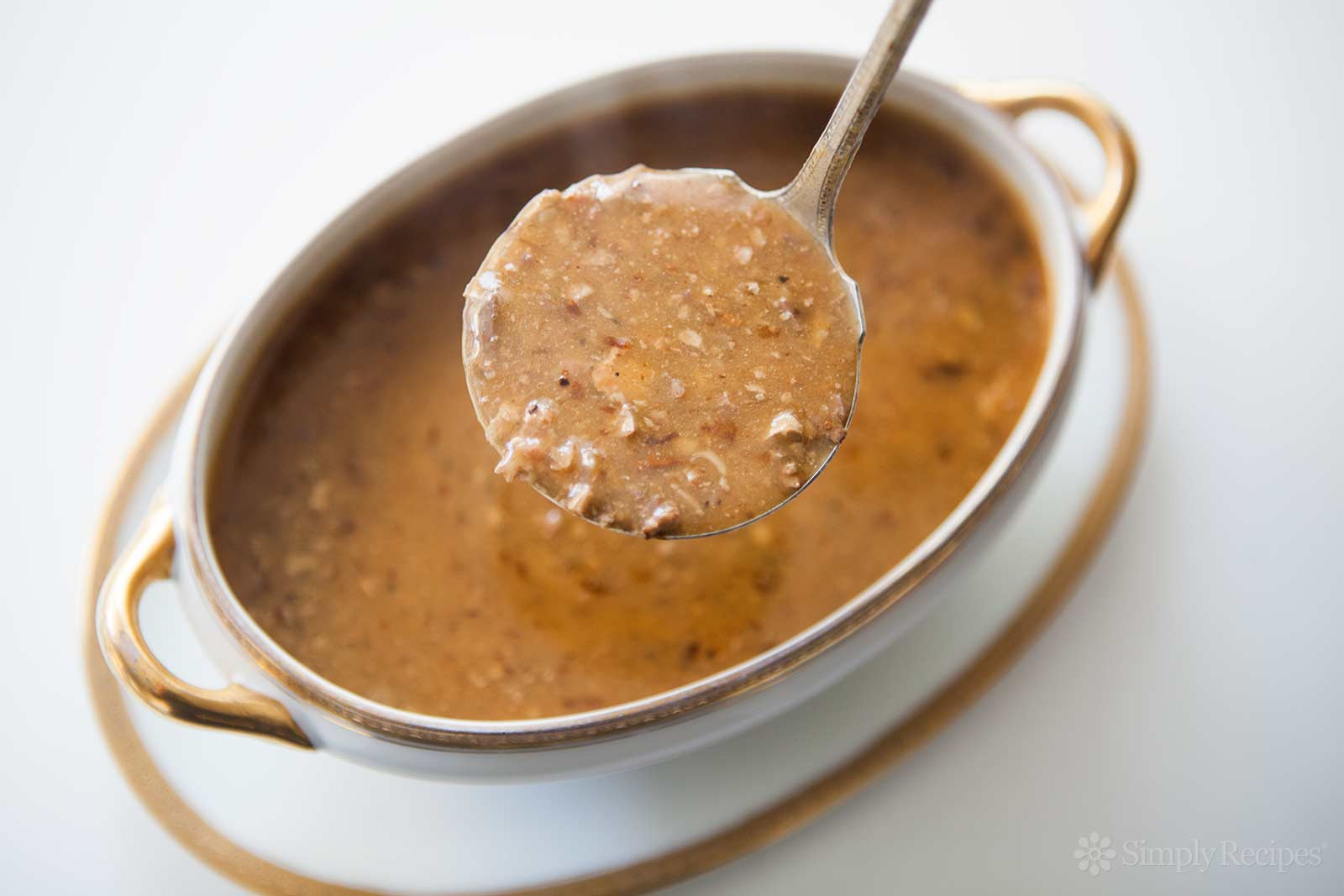 Thanksgiving Gravy Recipe  Giblet Gravy Recipe