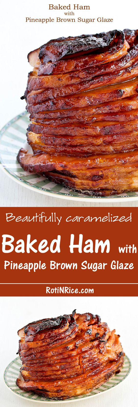 Thanksgiving Ham Glaze Recipes  The BEST Thanksgiving Dinner Holiday Favorite Menu Recipes