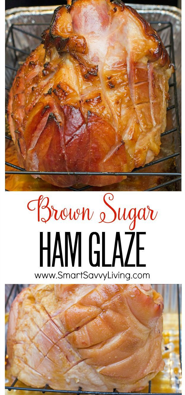Thanksgiving Ham Glaze Recipes  Brown Sugar Ham Glaze Recipe